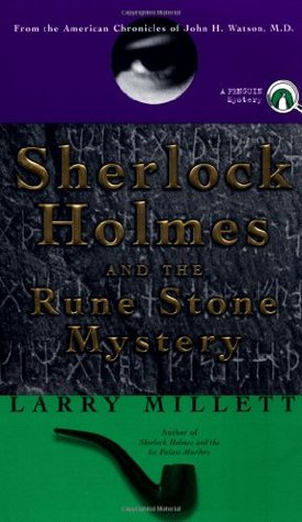 Sherlock Holmes and the Rune Stone Mystery by Larry Millett