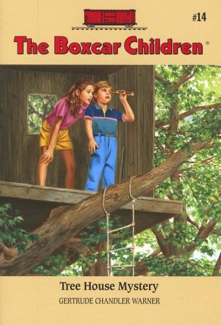 Tree House Mystery by Gertrude Chandler Warner
