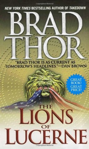 Brad Thor: Scot Harvath series