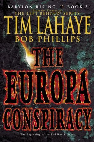 The Europa Conspiracy by Tim LaHaye