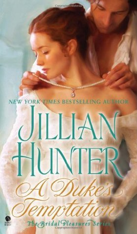 A Duke's Temptation by Jillian Hunter