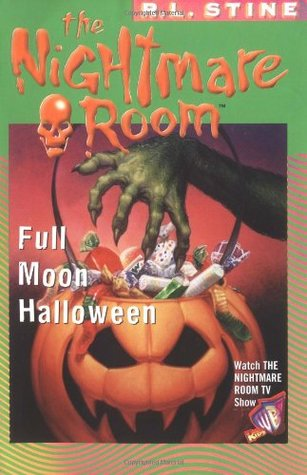 Full Moon Halloween (The Nightmare Room #10)