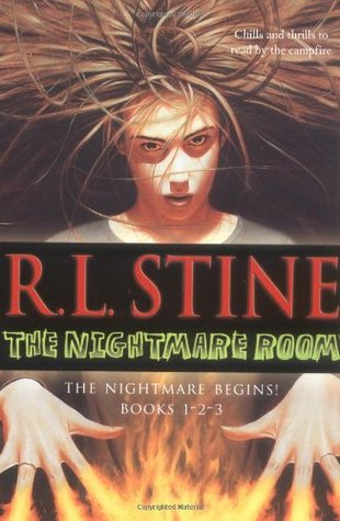 The Nightmare Room: The Nightmare Begins! (The Nightmare Room, #1-3)