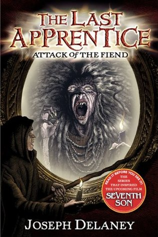 Attack of the Fiend by Joseph Delaney