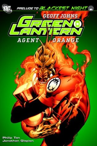 Green Lantern, Volume 8 by Geoff Johns