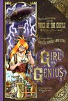 Agatha Heterodyne and the Voice of the Castle (Girl Genius, #7)