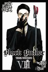 Black Butler, Volume 08 by Yana Toboso