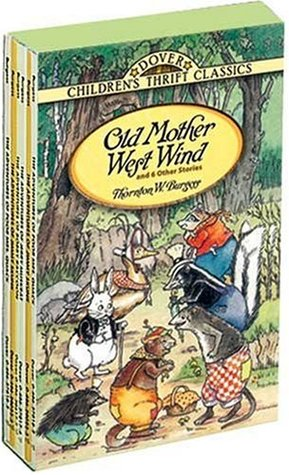 Old Mother West Wind and 6 Other Stories