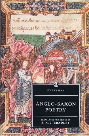 Anglo-Saxon Poetry by S.A.J. Bradley