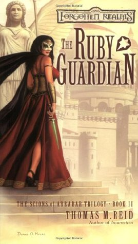 The Ruby Guardian by Thomas M. Reid