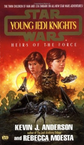 Heirs of the Force by Kevin J. Anderson