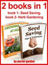 Seek Saving / Growing Herbs at Home