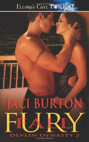 Fall Fury by Jaci Burton