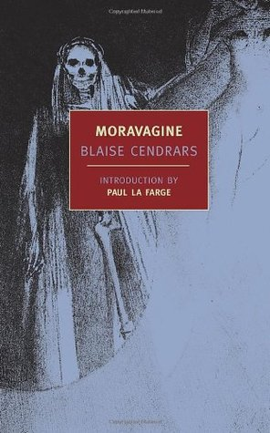 Moravagine by Blaise Cendrars