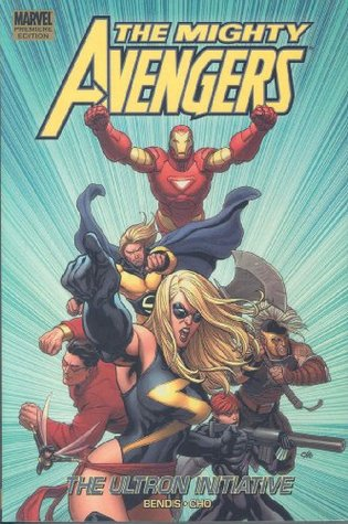 The Mighty Avengers, Volume 1 by Brian Michael Bendis