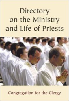 Directory on the Ministry and Life of Priests