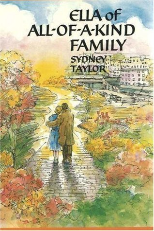 Ella of All-of-a-Kind Family by Sydney Taylor