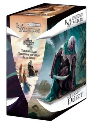 The Legend of Drizzt Boxed Set, Books 11-13 (The Legend of Drizzt #11-13 omnibus)