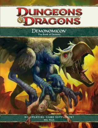 Demonomicon by Mike Mearls