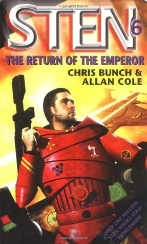 The Return of the Emperor (Sten, #6)