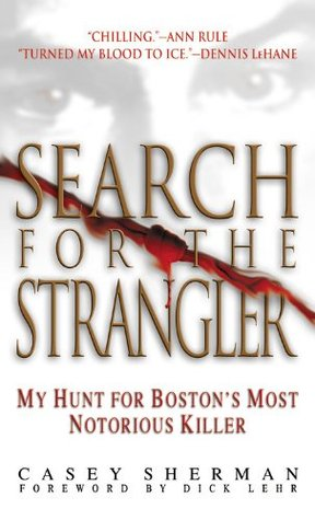 Search for the Strangler by Casey Sherman