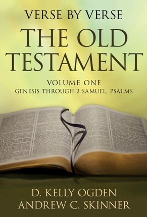 Verse by Verse: The Old Testament, Volume One