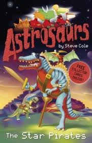 The Star Pirates (Astrosaurs #10)