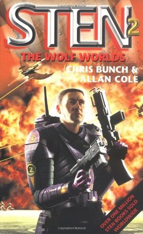 The Wolf Worlds (Sten, #2)