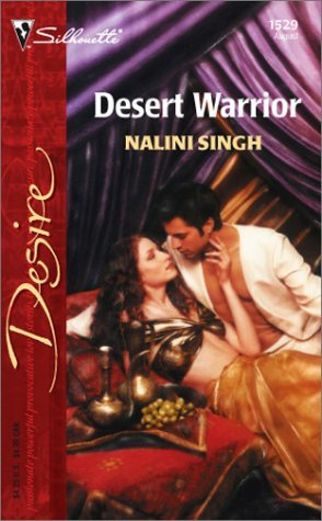 Desert Warrior by Nalini Singh