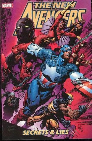 The New Avengers, Vol. 3 by Brian Michael Bendis