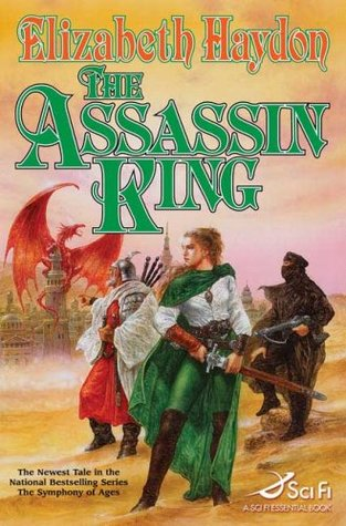 The Assassin King by Elizabeth Haydon