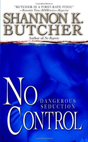No Control by Shannon K. Butcher