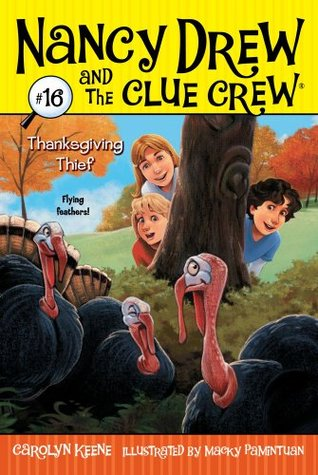 Thanksgiving Thief (Nancy Drew and the Clue Crew, #16)