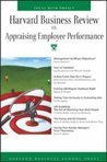 Harvard Business Review On Appraising Employee Performance