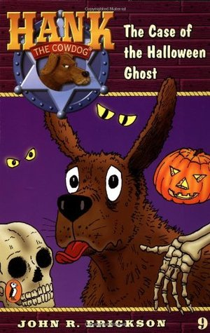 The Case of the Halloween Ghost by John R. Erickson