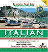 Learn in Your Car Italian: The Complete Language Course [With Guidebook]