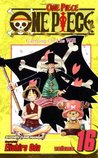 One Piece, Volume 16: Carrying On His Will (One Piece, #16)