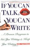 If You Can Talk, You Can Write