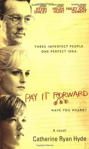 pay it forward psychology movie review Pay it forward-a movie reflection professor eugene simonet placed a big challenge on his social studies students: think of an idea to change our world-and put it into action majority of the students responded negatively to the challenge, finding it weird and hard, except trevor mckinney.