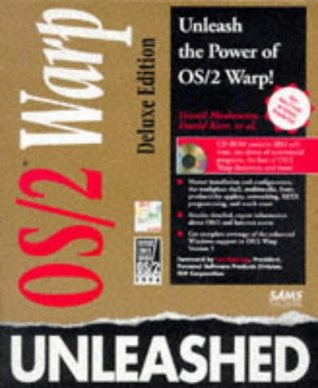 Os/2 Warp Unleashed/Book and Cd Rom