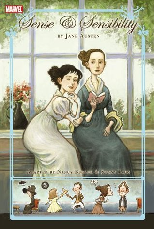 Sense and Sensibility by Nancy Butler