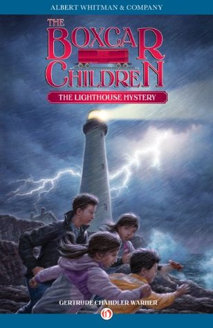 The Lighthouse Mystery (The Boxcar Children Mysteries)
