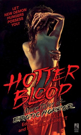 Hotter Blood by Jeff Gelb