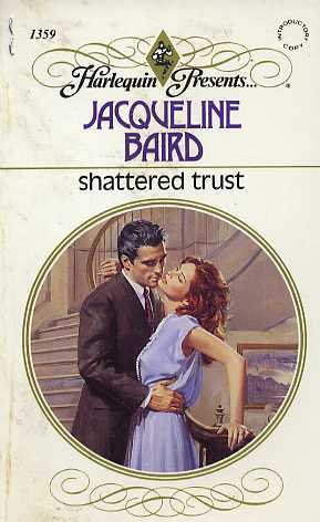 Shattered Trust by Jacqueline Baird