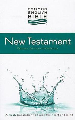 Common English Bible New Testament Softcover by Common English Bible