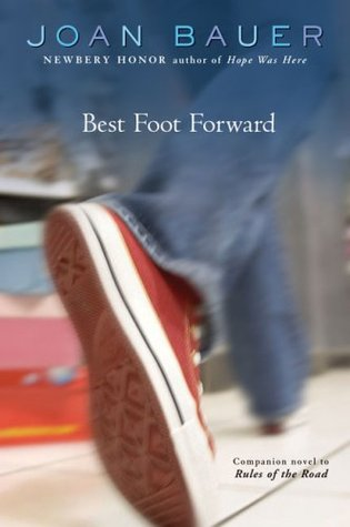 Best Foot Forward (Rules of the Road, #2)