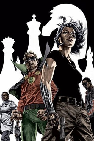 Checkmate Vol. 1 by Greg Rucka