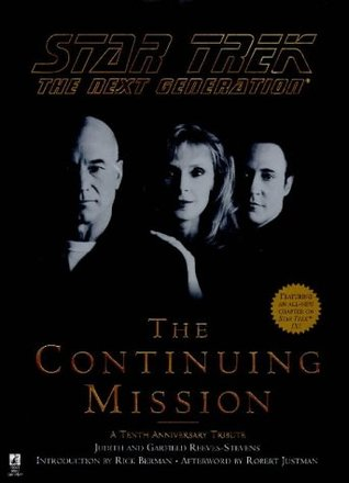 The Continuing Mission by Judith Reeves-Stevens