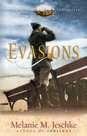 Evasions (The Oxford Chronicles #3)