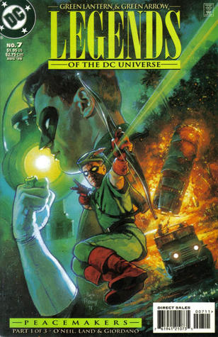 Green Lantern & Green Arrow, Legends of the DC Universe (Peacemakers, #1)